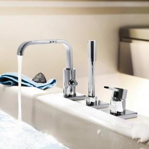 robinet baignoire espace aubade