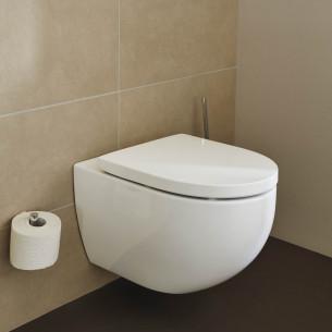 wc suspendu avec cuvette suspendue
