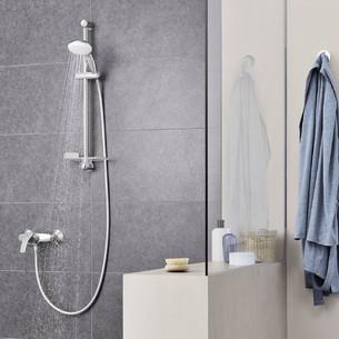 colonne de douche grohe espace aubade