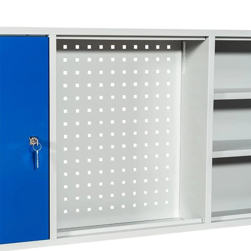 armoire murale atelier espace equipement