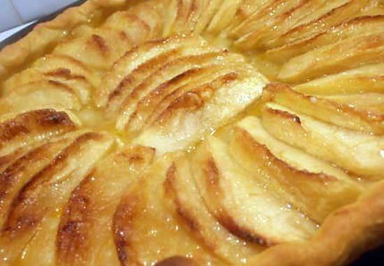 tarte aux pommes au thermomix