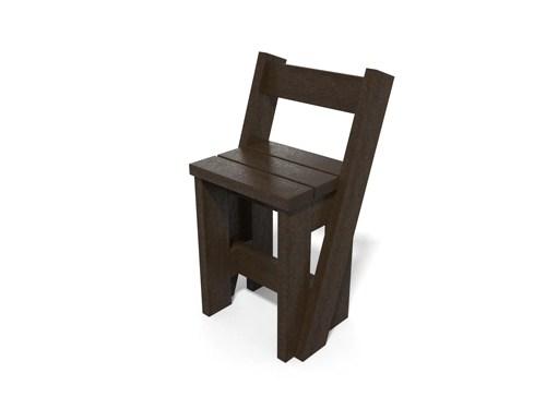 - Chaise haute CANOPÉE ESPACE URBAIN