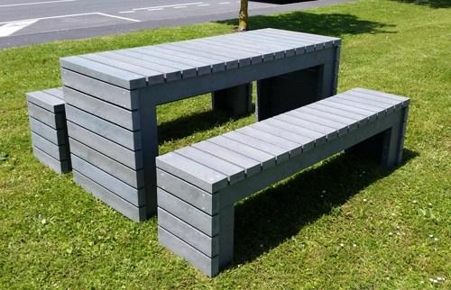 a:0:{} - table de pique-nique ÉMERGENCE ESPACE URBAIN