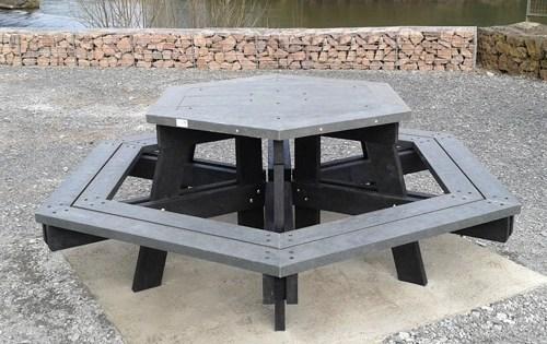 a:0:{} - Table de pique-nique GALA ESPACE URBAIN