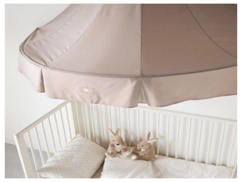 ciel de lit bebe pour garcon et fille