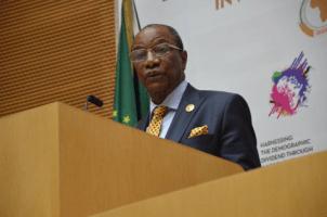 Alpha Condé président en exercice de l'UA