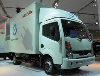 Electric freight trucks