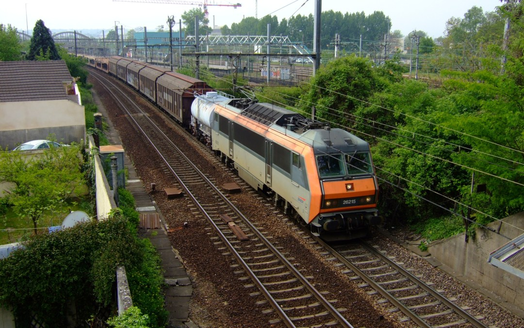 """First """"Silk Road"""" Freight Train From London Heads to China"""