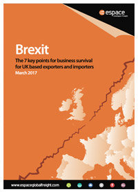 Brexit and European Freight Guide