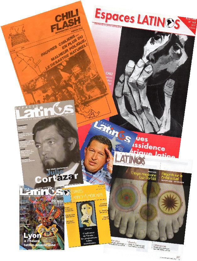 mix latinos