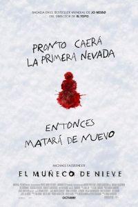 """Portada de la película """"El muñeco de nieve"""""""