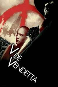 """Portada de la película """"V de Vendetta"""""""