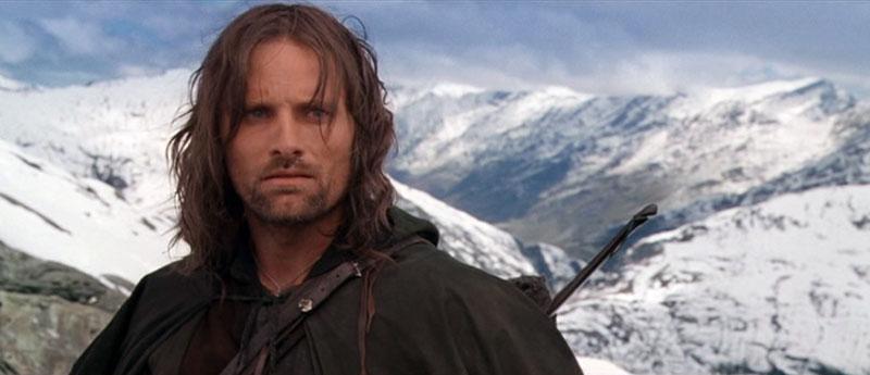 Aragorn Serie Señor de los Anillos