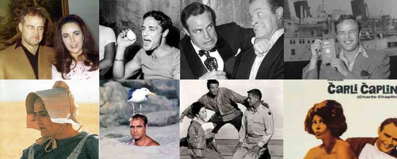 Las comedias de Marlon Brando