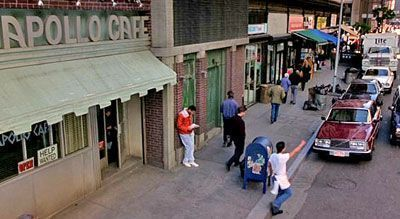 Apollo Cafe: Frankie & Johnny