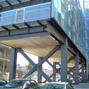 Cielos Tensados Edificio MOP