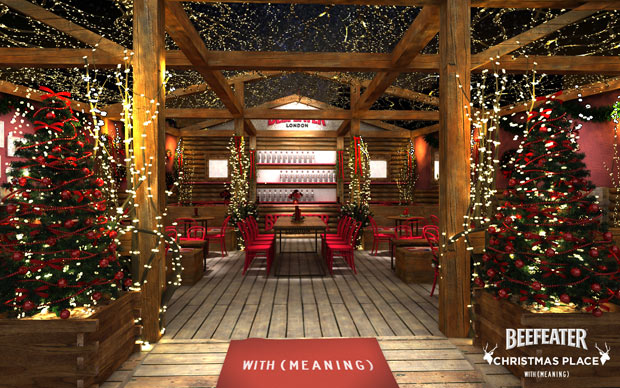 BEEFEATER CHRISTMAS PLACE