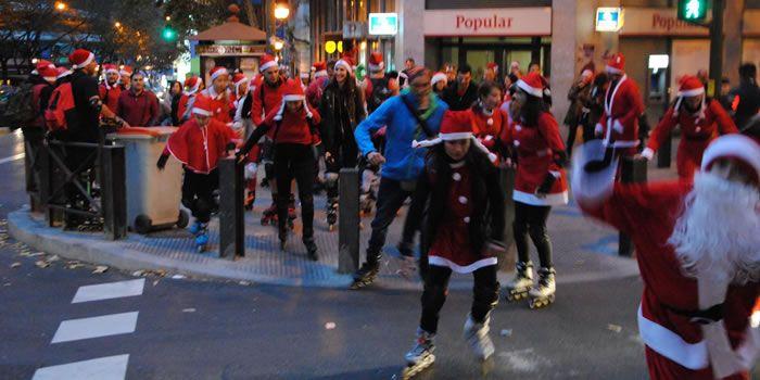 ruta-patines-navidad-madrid