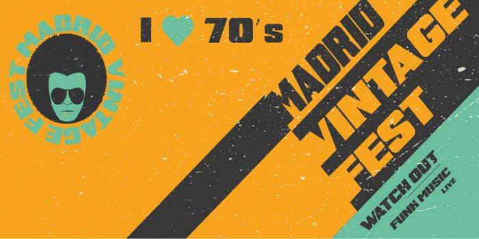 Resultado de imagen de 'Madrid Vintage Fest'