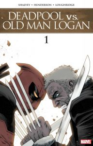 Deadpool Vs. Old Man Logan Nº 1