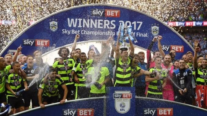 Huddersfield Town 2017/18