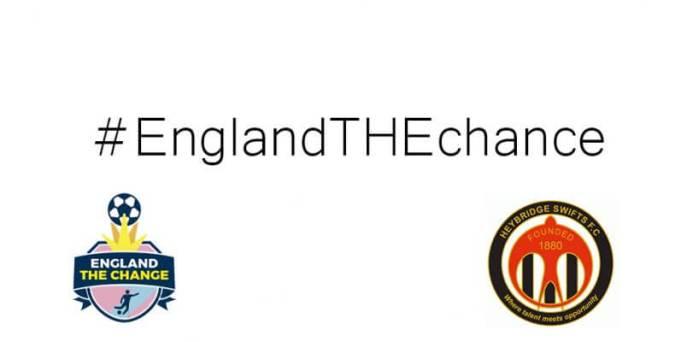England The Chance: segunda edición