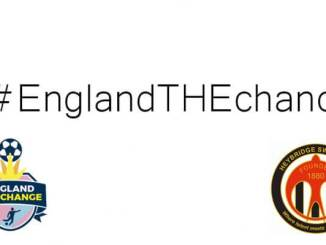 England The Chance: segunda edición