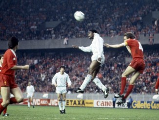 Liverpool vs Real Madrid final Copa de Europa 1981