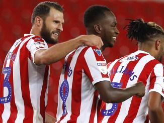 El Stoke City en Championship