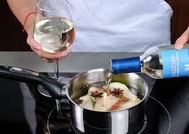 cozinhando com vinho