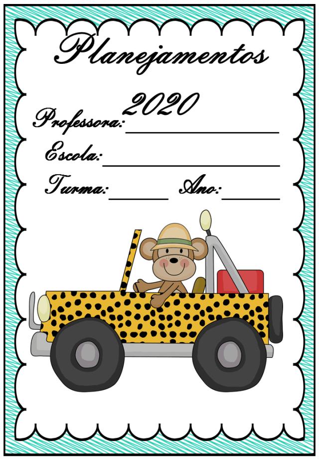 Slide5-709x1024 Capas para planejamentos 2020 tema safari