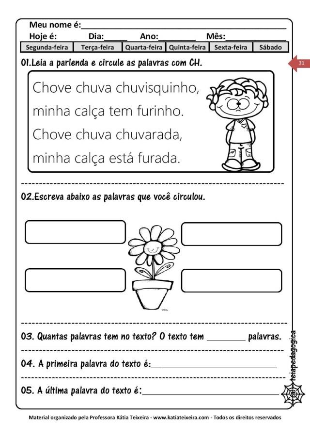 CH-CADERNO-DE-ATIVIDADES-DIGRAFOS-page-031-724x1024 Ortografia X ou CH com interpretação de texto