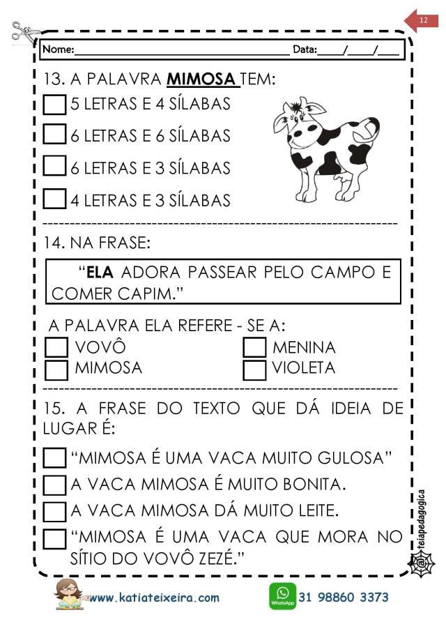 Novo-caderno-Leitura-e-interpreta-1-e-2-ANO-page-012-2-724x1024 A vaca Mimosa texto com interpretação