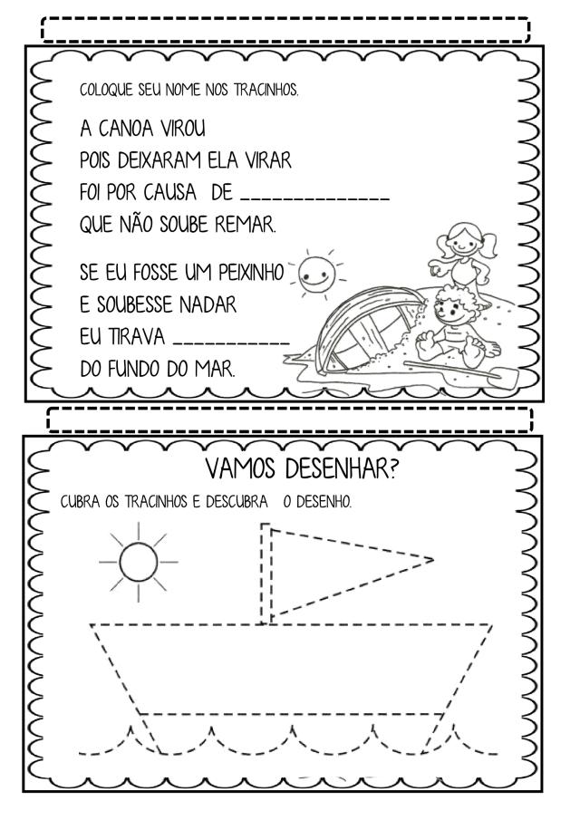 caderninho-a-canoa-virou-5-724x1024 Caderninho Temático  Educação Infantil