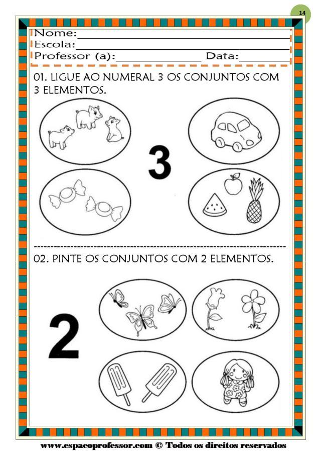 CADERNO-1-NUMEROS-DE-0-A-9-page-014 50 atividades de matemática  educação infantil