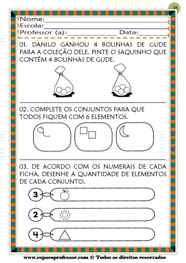 CADERNO-1-NUMEROS-DE-0-A-9-page-019 50 atividades de matemática  educação infantil
