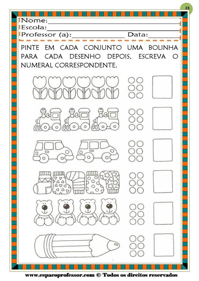 CADERNO-1-NUMEROS-DE-0-A-9-page-023 50 atividades de matemática  educação infantil