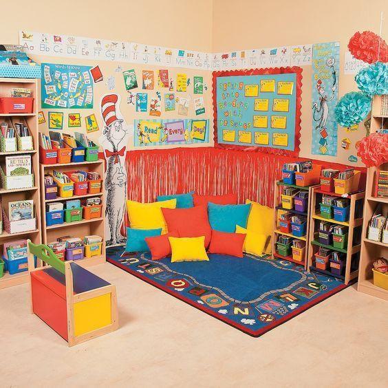 Sugestões-para-cantinhos-de-leitura-3 30 Sugestões para cantinhos de leitura em casa ou na escola