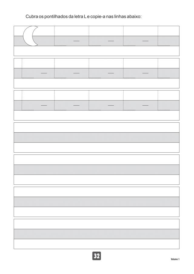 VOLUME1-32 49 Atividades de caligrafia letra bastão