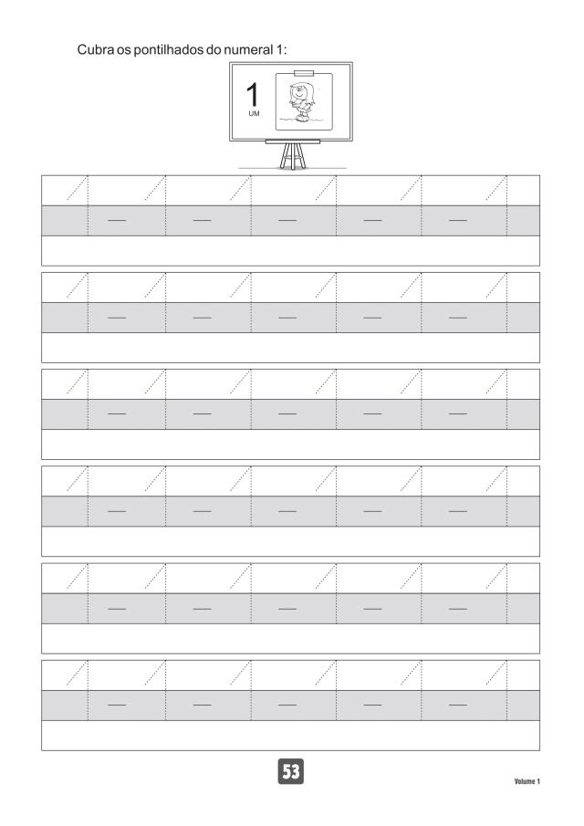 VOLUME1-53 49 Atividades de caligrafia letra bastão