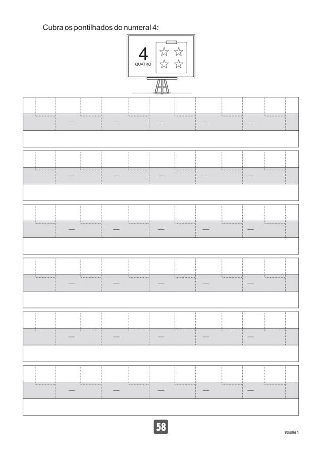 VOLUME1-58 49 Atividades de caligrafia letra bastão