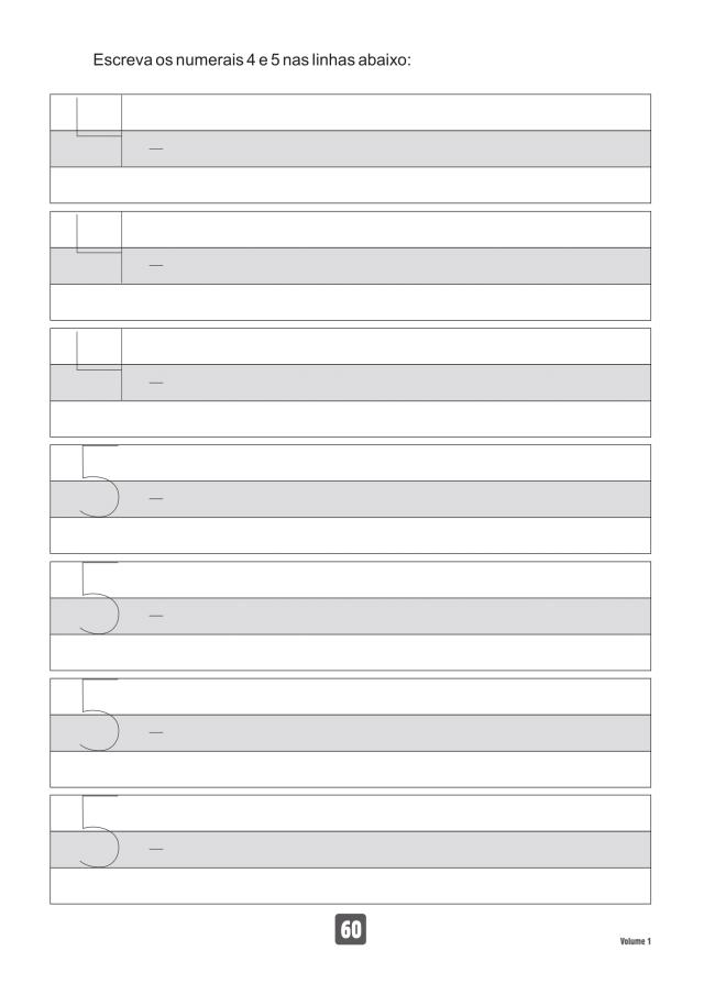 VOLUME1-60 49 Atividades de caligrafia letra bastão