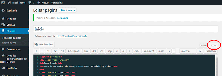 Cómo crear un tema de WordPress desde cero (sin saber PHP) - 2 ...