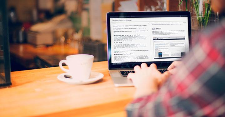 frecuencia publicaciones blog