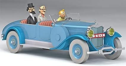 Els cotxes a Els Cigars del Faraó