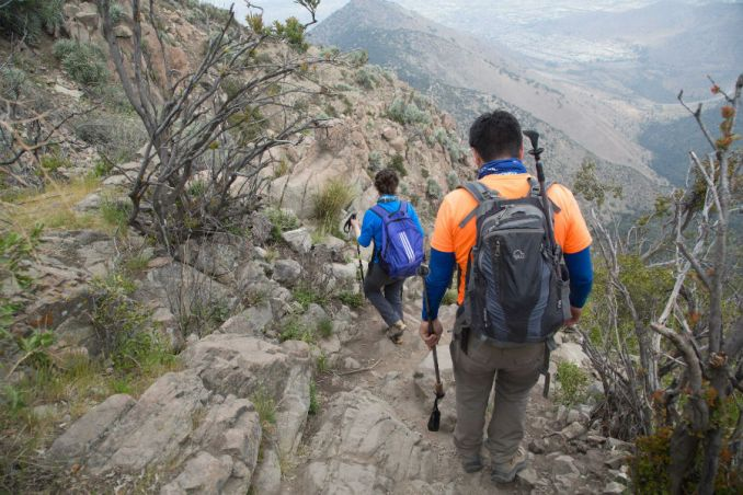 ULTRATRAIL bastons de trekking