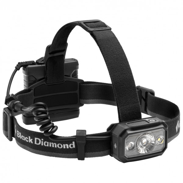 LLUM FRONTAL BLACK DIAMOND - Icon 700 Headlamp