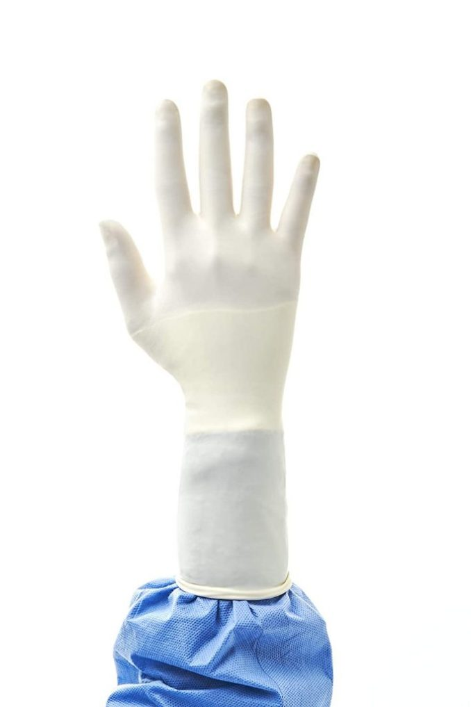 Ansell GAMMEX® Non-Latex Sensitive Guants Quirúrgics, Neoprè, sense Acceleradors, usos Metges, Natural, Mida 7, SMART Pack 4 x 50 parells