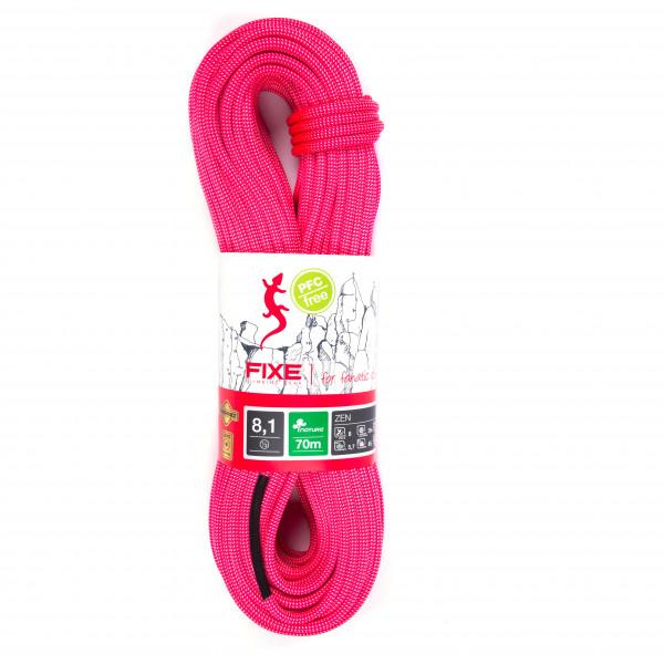CORDES DOBLES FIXE - Rope Zen Nature Ø 8,1 mm