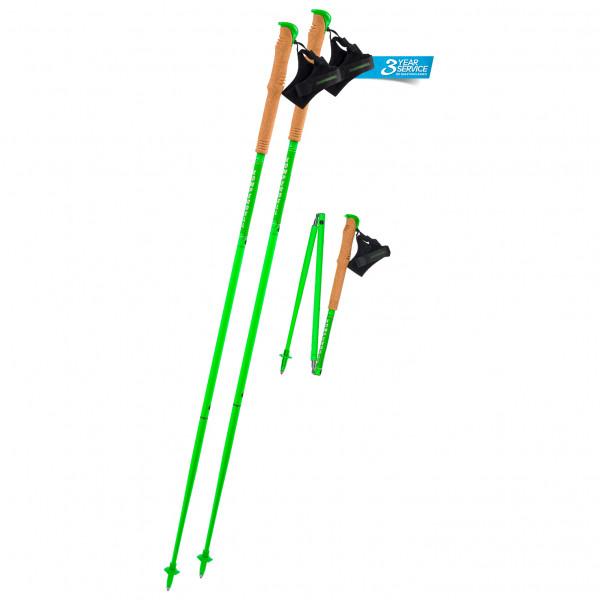 Carbon FXP Team Green Foldable